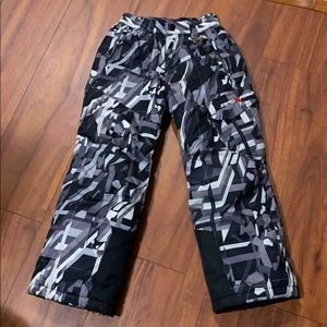 Boys girls 8 ski snow snowboard pants ZeroXposur